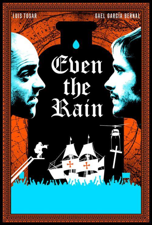 Key visual ofEven the Rain
