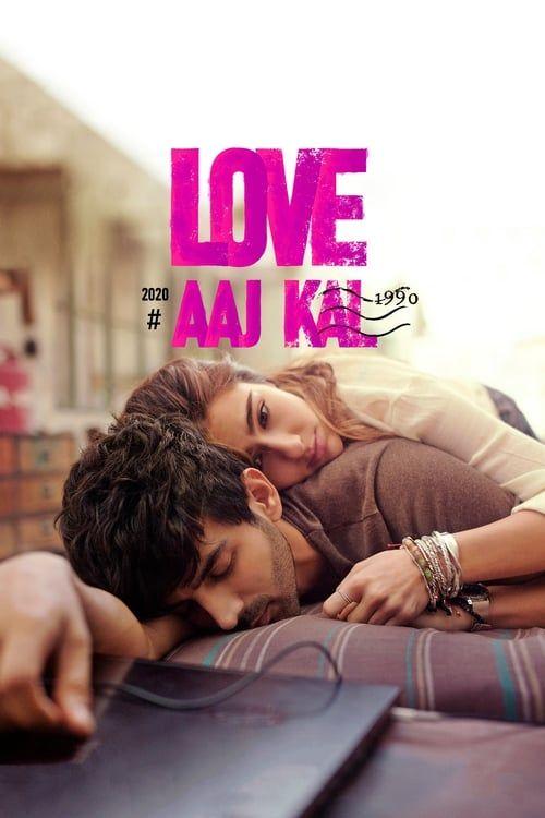 Key visual ofLove Aaj Kal