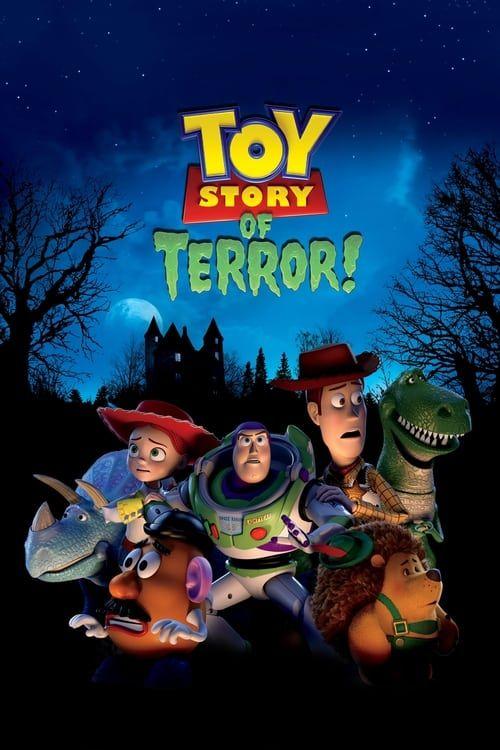 Key visual ofToy Story of Terror!