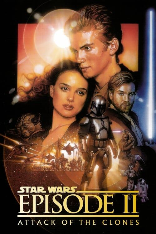 Key visual ofStar Wars: Episode II - Attack of the Clones