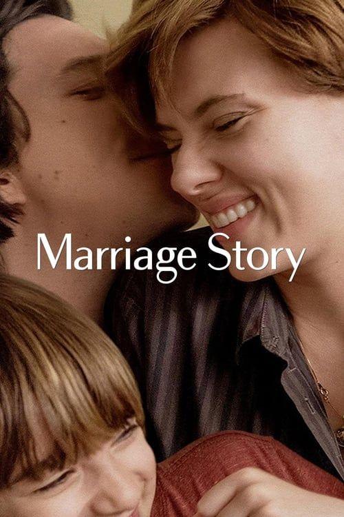 Key visual ofMarriage Story