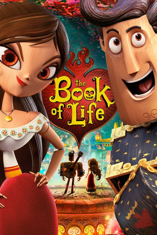 Key visual ofThe Book of Life