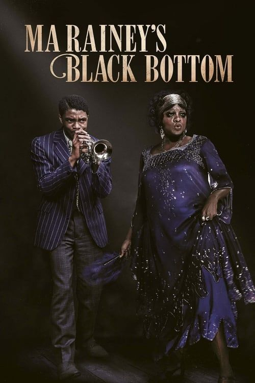 Key visual ofMa Rainey's Black Bottom
