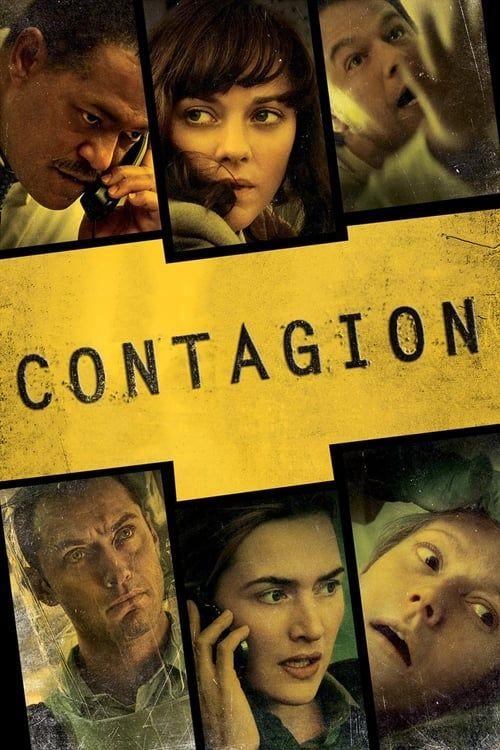 Key visual ofContagion