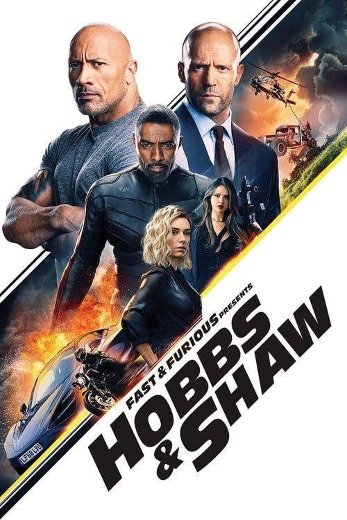 Key visual ofFast & Furious Presents: Hobbs & Shaw