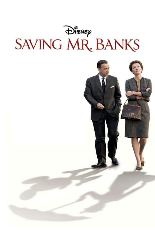 Key visual ofSaving Mr. Banks