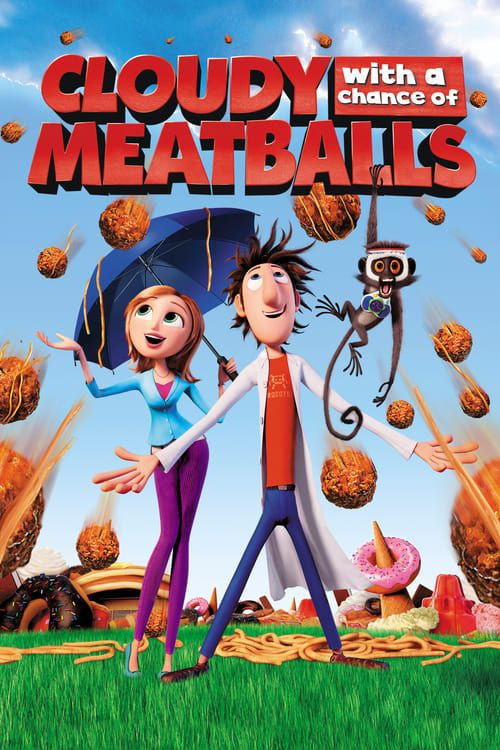 Key visual ofCloudy with a Chance of Meatballs