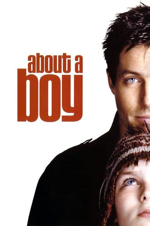 Key visual ofAbout a Boy
