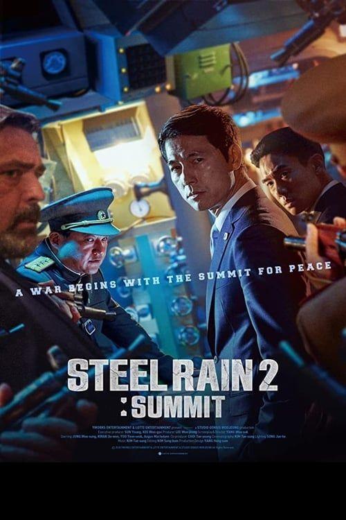 Key visual ofSteel Rain 2: Summit