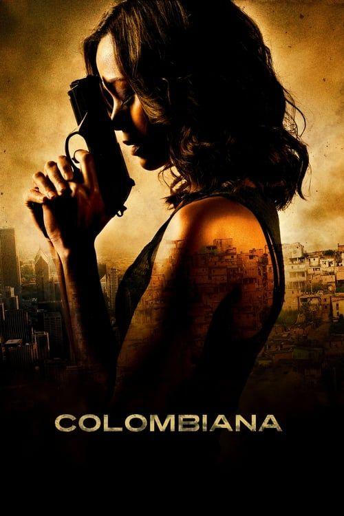 Key visual ofColombiana