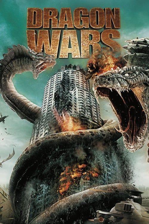 Key visual ofDragon Wars