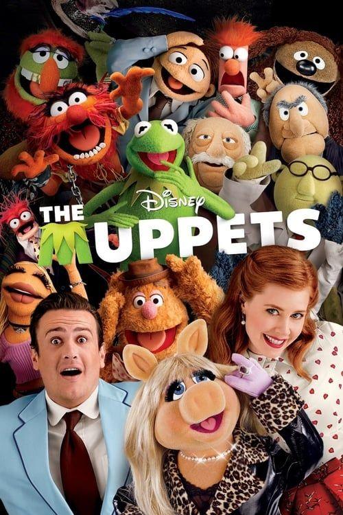 Key visual ofThe Muppets