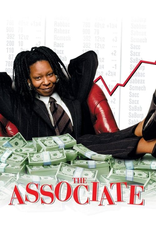 Key visual ofThe Associate