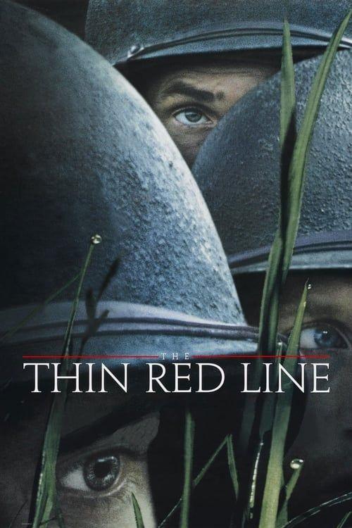 Key visual ofThe Thin Red Line