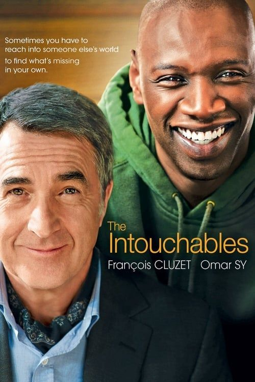 Key visual ofThe Intouchables