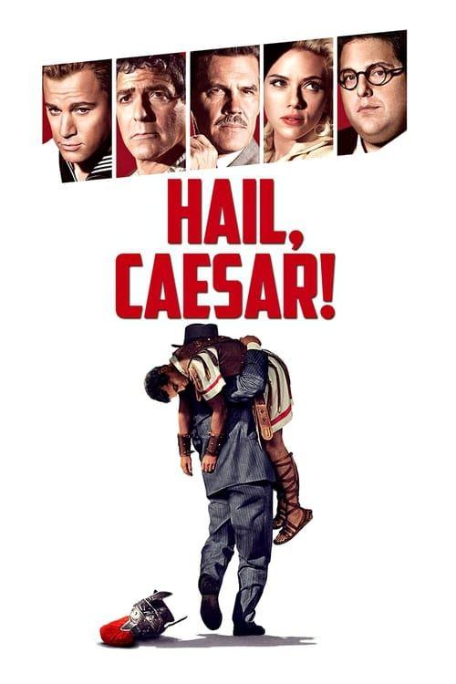 Key visual ofHail, Caesar!