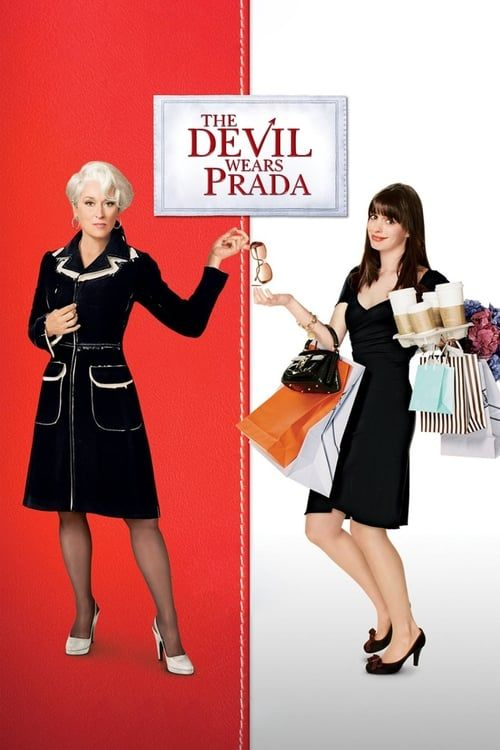 Key visual ofThe Devil Wears Prada