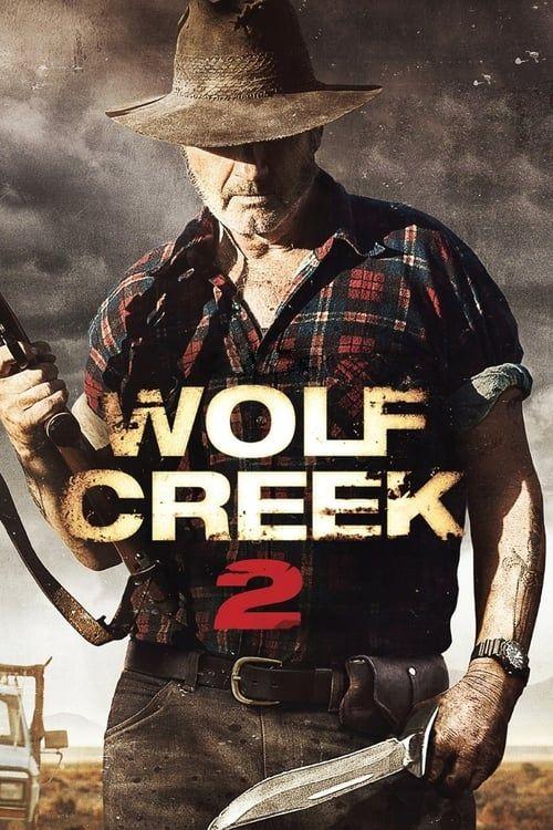 Key visual ofWolf Creek 2