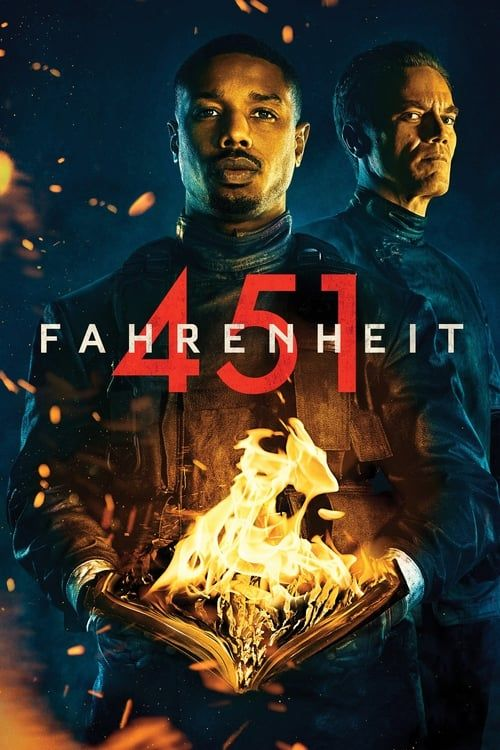 Key visual ofFahrenheit 451