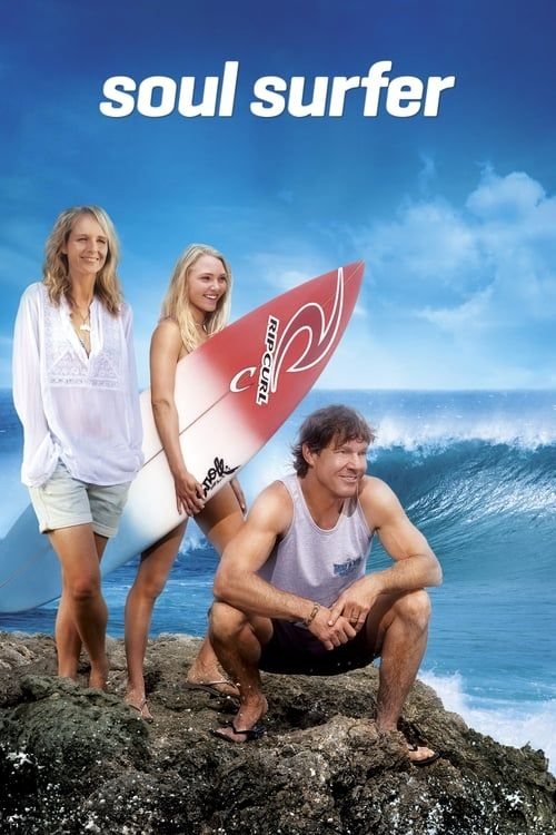 Key visual ofSoul Surfer