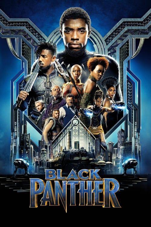 Key visual ofBlack Panther