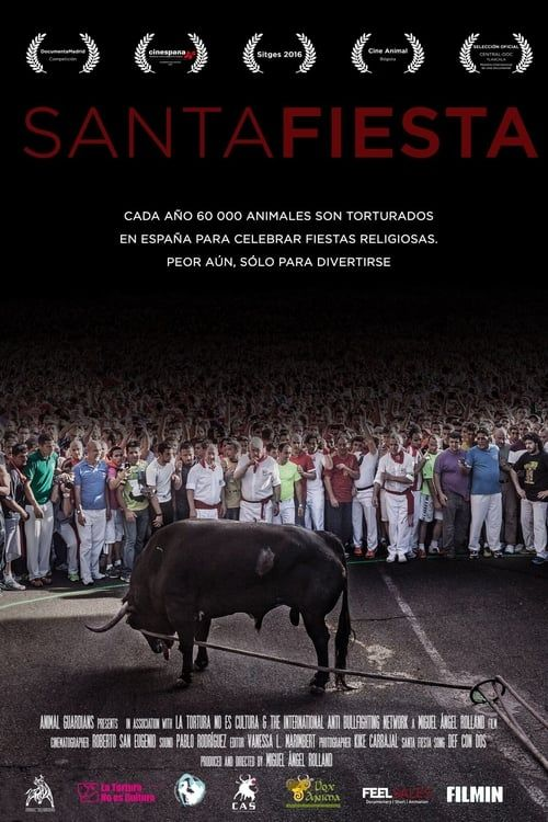 Key visual ofSanta Fiesta