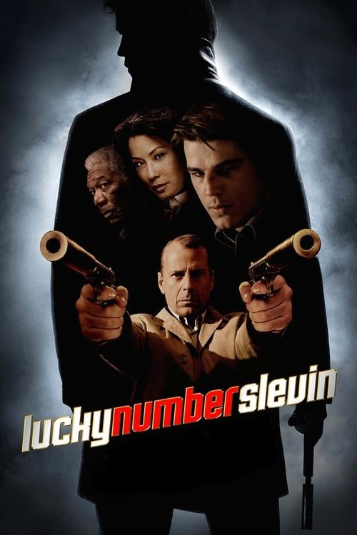 Key visual ofLucky Number Slevin