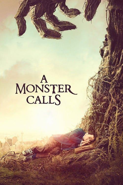 Key visual ofA Monster Calls