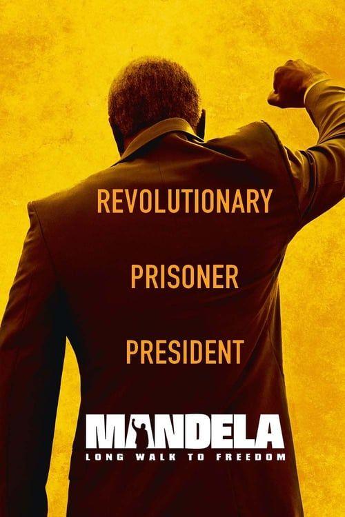 Key visual ofMandela: Long Walk to Freedom