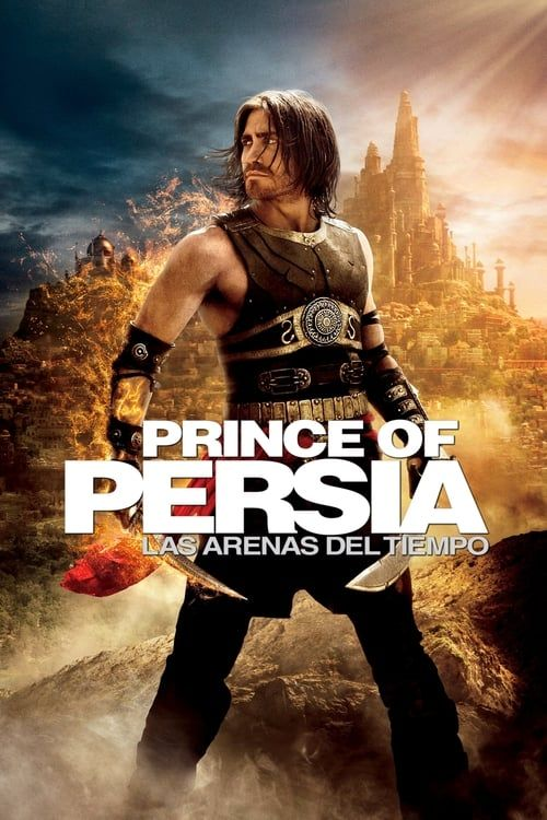 Key visual ofPrince of Persia: The Sands of Time