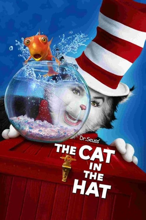 Key visual ofThe Cat in the Hat