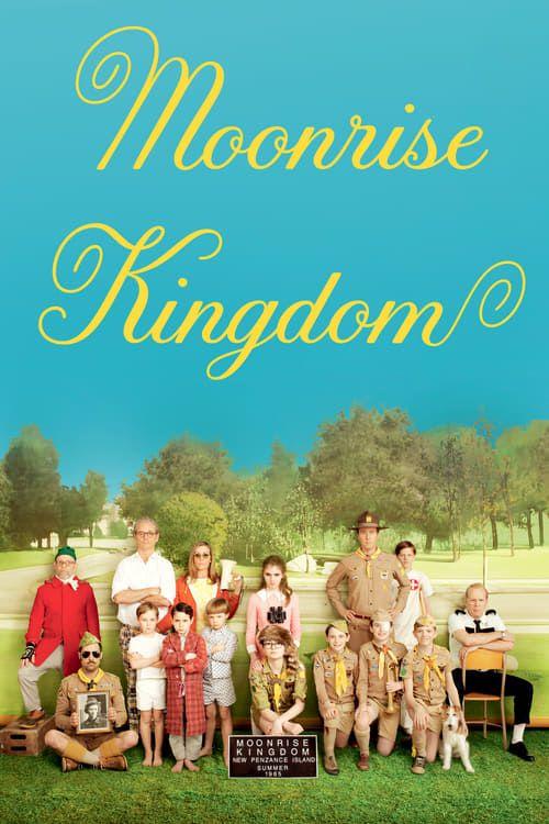 Key visual ofMoonrise Kingdom