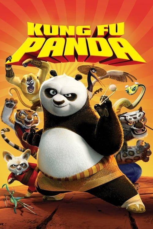 Key visual ofKung Fu Panda