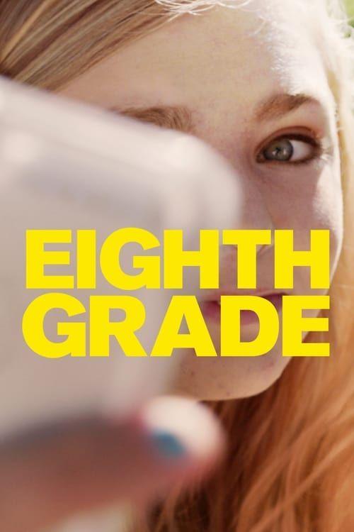 Key visual ofEighth Grade