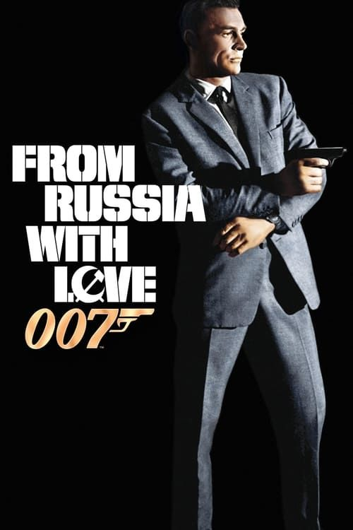 Key visual ofFrom Russia with Love
