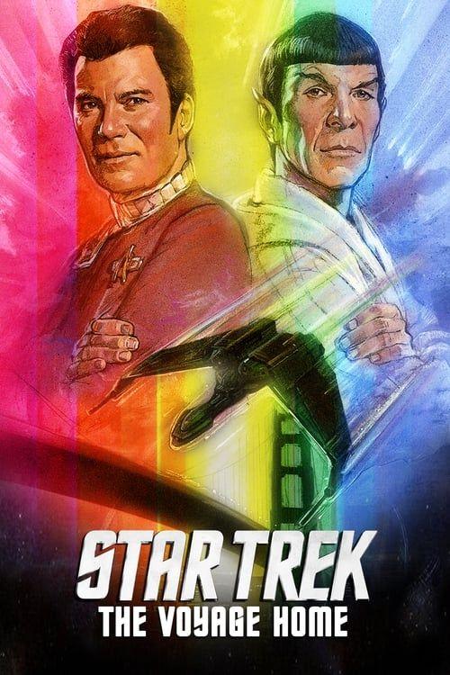 Key visual ofStar Trek IV: The Voyage Home