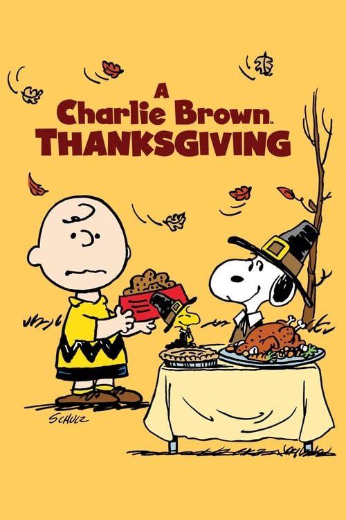 Key visual ofA Charlie Brown Thanksgiving