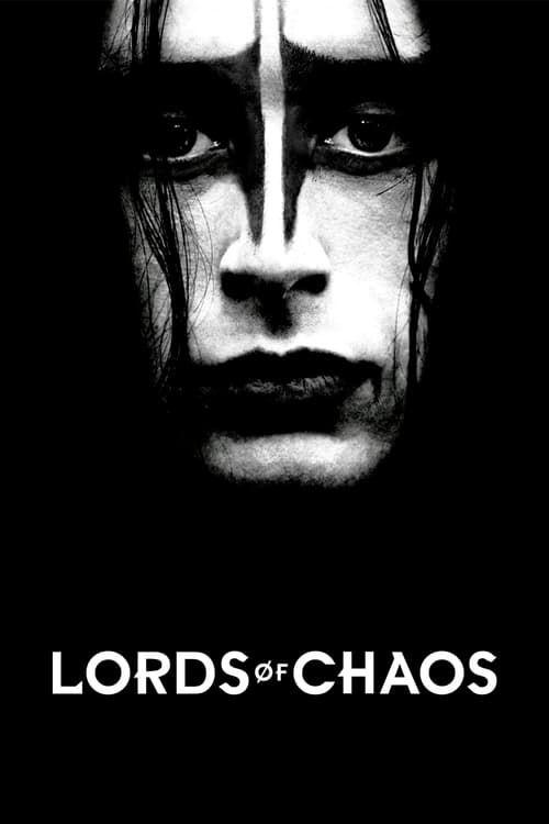 Key visual ofLords of Chaos