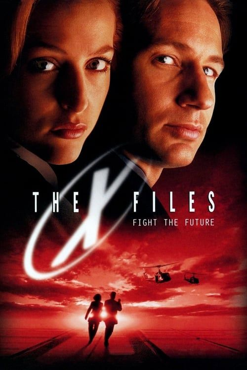 Key visual ofThe X Files