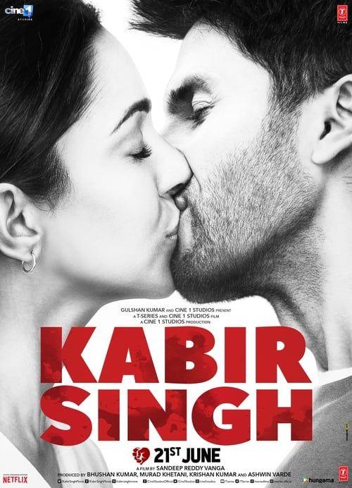 Key visual ofKabir Singh