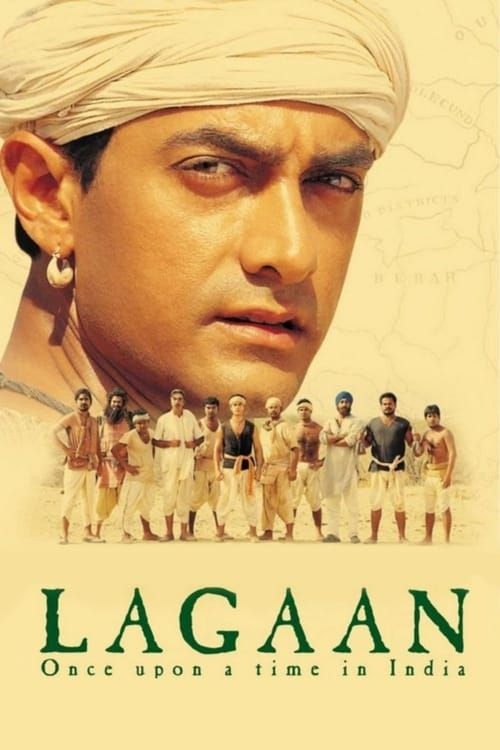 Key visual ofLagaan: Once Upon a Time in India