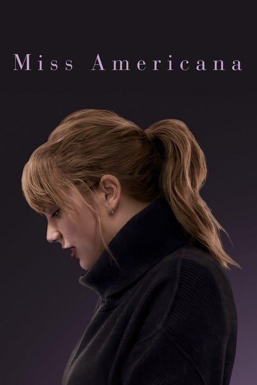 Key visual ofMiss Americana