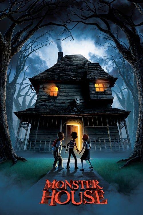 Key visual ofMonster House