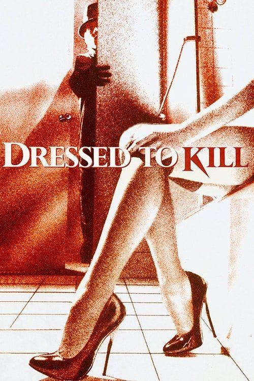 Key visual ofDressed to Kill
