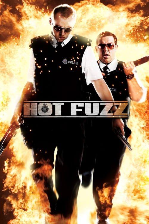 Key visual ofHot Fuzz