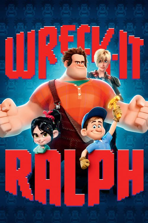 Key visual ofWreck-It Ralph