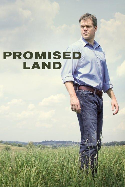 Key visual ofPromised Land