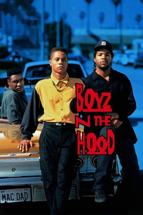Key visual ofBoyz n the Hood