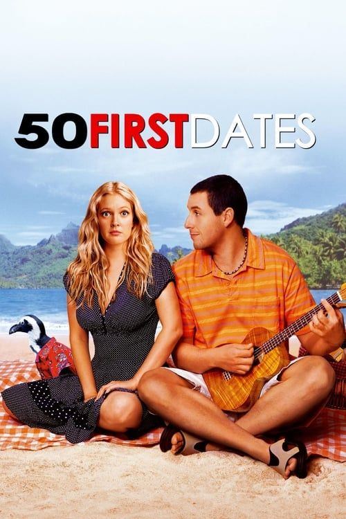 Key visual of50 First Dates