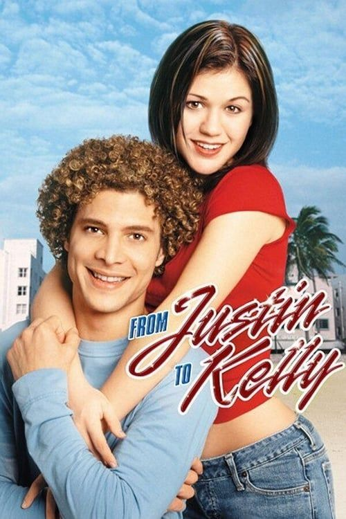 Key visual ofFrom Justin to Kelly